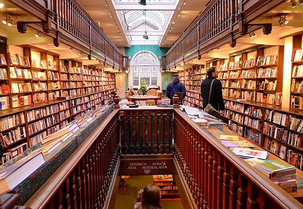 daunt books-unilodgers