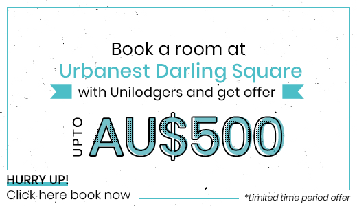 Urbanest Darling Square Student Accommodation