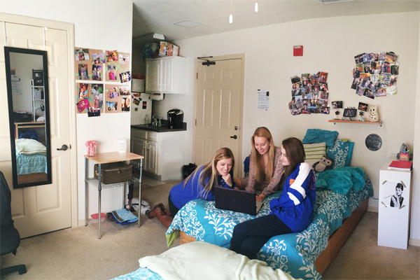 The Advantages Of Sharing A Student Accommodation With A