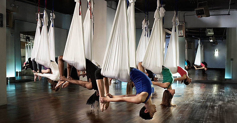 Group-Aerial-Yoga