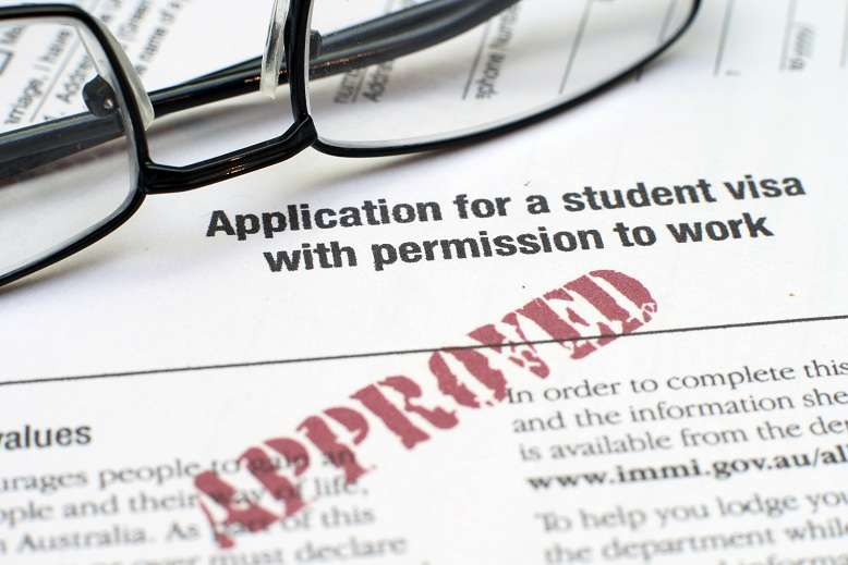 Application-for-Student-Visa-with-Work-Permission-Unilodgers