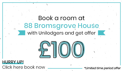 88 Bromsgrove House Student Accommodation