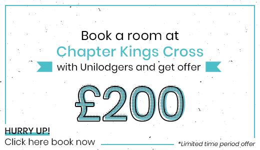 Student Accommodation in Chapter Kings cross