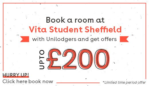 Vita Student Sheffield Student Accommodation