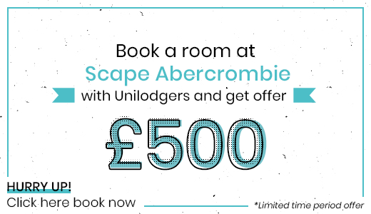 Scape Abercrombie Student Accommodation