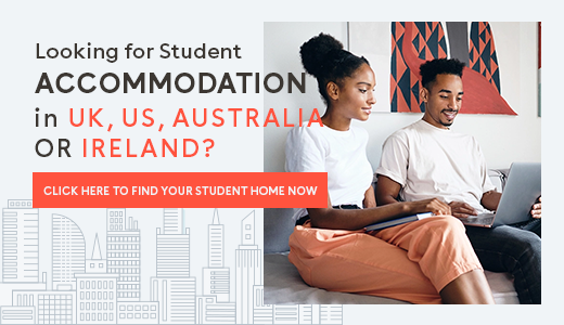 Student Accommodation in UK, AU, US & IRE