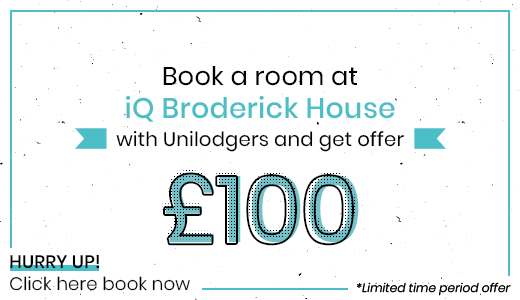 iQ Broderick House Student Accommodation