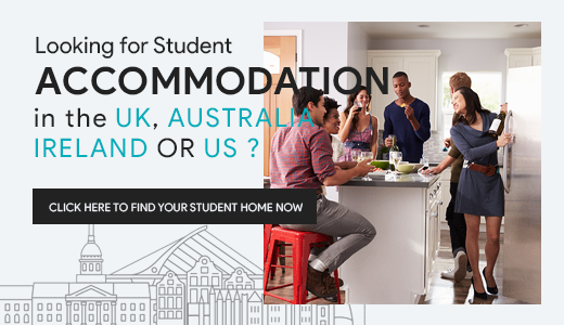 Student Housing in UK, US, AUS, & IRE