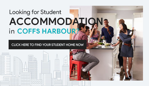 student accommodation in Coffs Harbour