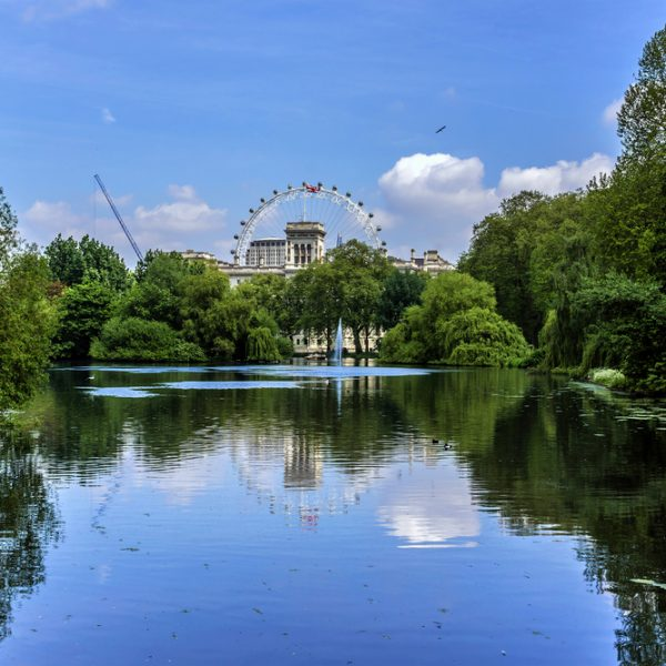 Best Parks in London Unilodgers