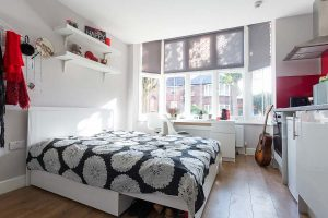 Austin st james student accommodation Leicester