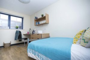 Ben Russell Court student accommodation Leicester