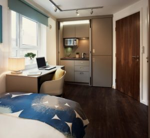 iq grosvenor house student accommodation Leicester